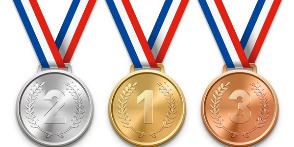 There is a medal to suit every self proclaimer in your life.