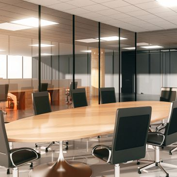 Meeting Rooms at the Crexent Business Centers