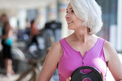 mature adults exercises in hunters hill