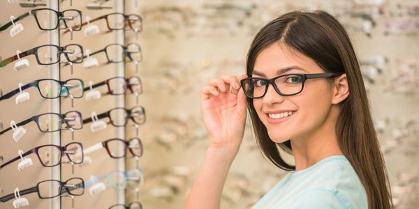 Picture - Eye wear selection