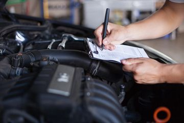 All vehicles receive a multi point inspection with purchase of any service for free !