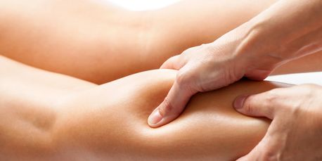 Release chronic pain and tension with massage therapy