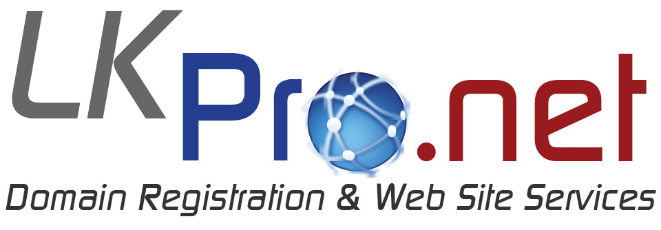 LKPro Domain Name Registration