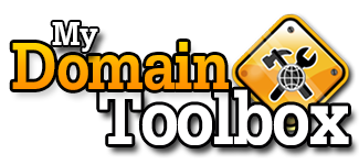 My Domain Toolbox