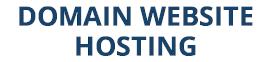 Domain Website Hosting