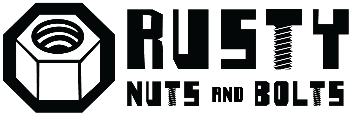 Rusty Nuts & Bolts