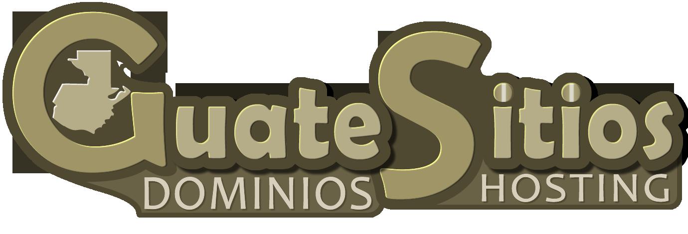 Guate Sitios - Nombres de dominio - hosting - sitios web - correo electrónico - Guatemala