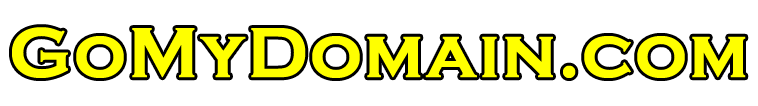 GoMyDomain.com Low Price Domains, Great USA Support