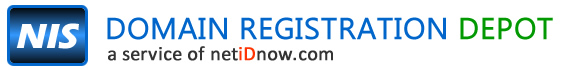 NIS Domain Registration