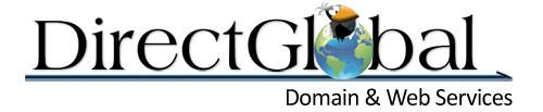 DirectGlobal Domains