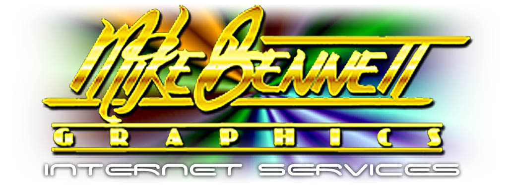 MIKE BENNETT GRAPHICS - INTERNET SERVICES