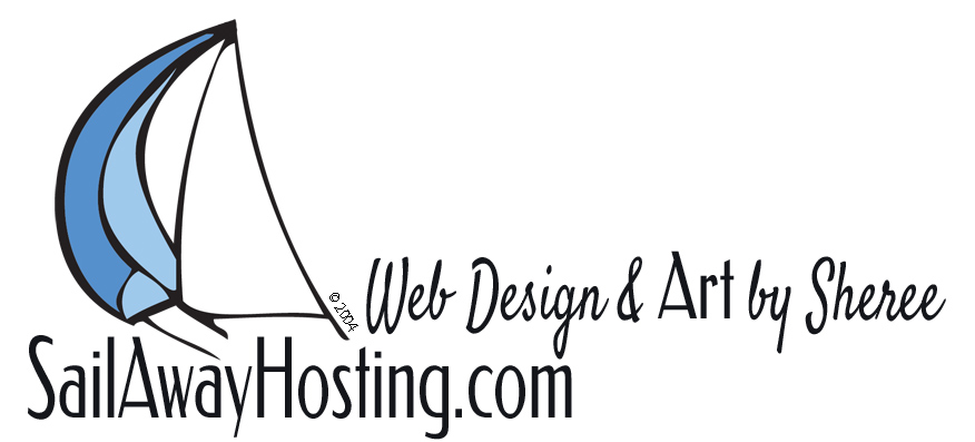 SailAwayHosting.com Domains, Hosting & Web Design by Sheree