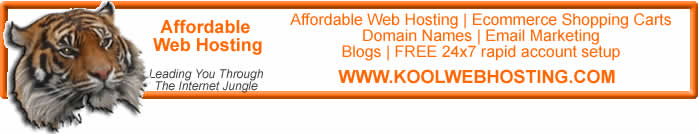 Kool Web Hosting