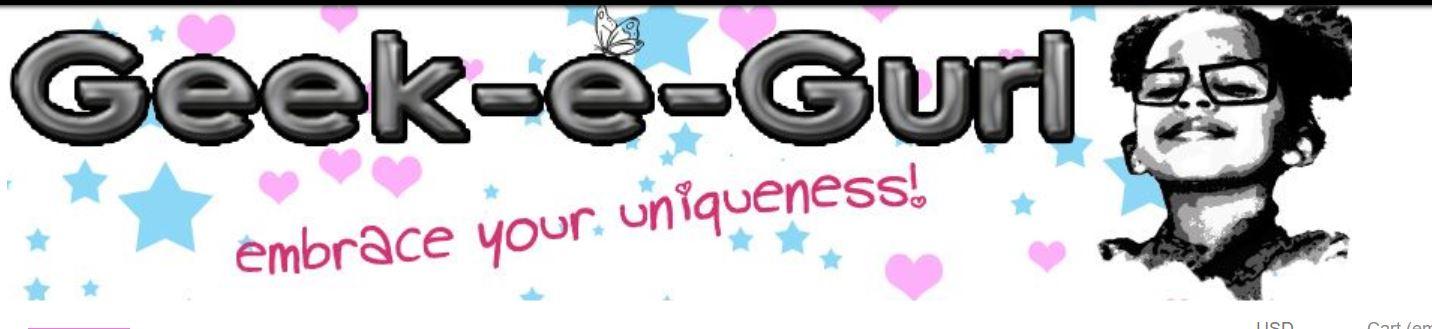 Geek-e-Gurl Designs