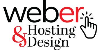 Weber Hosting & Design -by- Dan Weber
