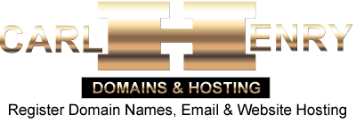 Carl Henry Domains, Email & Hosting