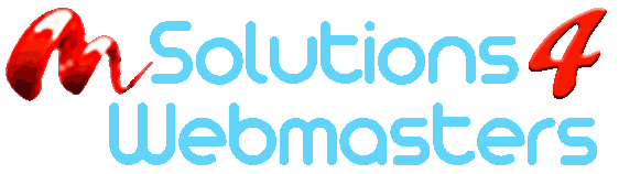 Solutions 4 Webmasters
