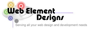 Web-Element Designs
