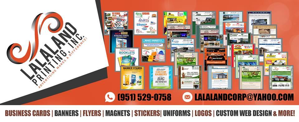 Lalaland Printing, Inc