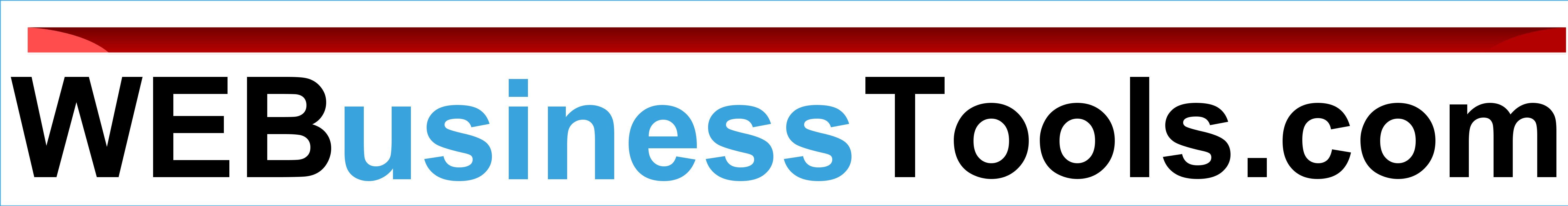 WEBusinessTOOLS.com