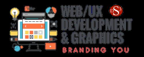 DS3 Branding, Web/UX Development and Graphics