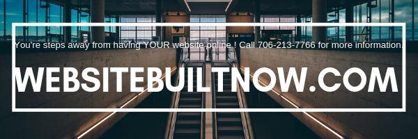 Website Built Now