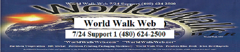World Walk Web Domains - Davidson Corporation SDI Global. ICT WWW Domains Est. 1980 Printing Industry Specialists