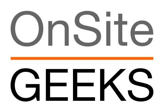 OnSite Geeks