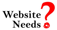 Website Needs