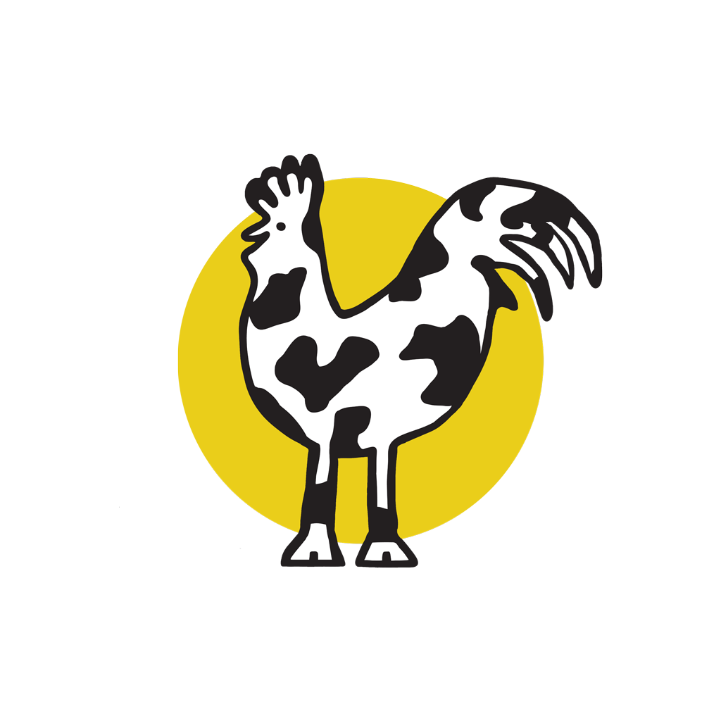 Cow and Rooster Web Design