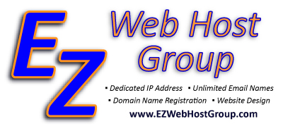 EZ Web Host Group