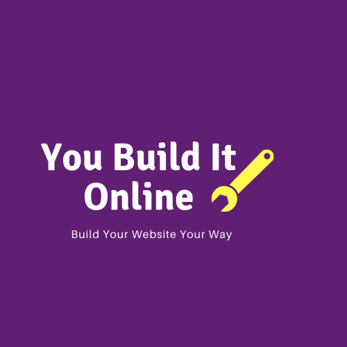 YOU BUILD IT ONLINE