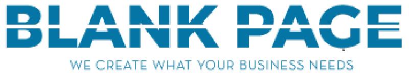 Blank Page - Web Hosting Portal