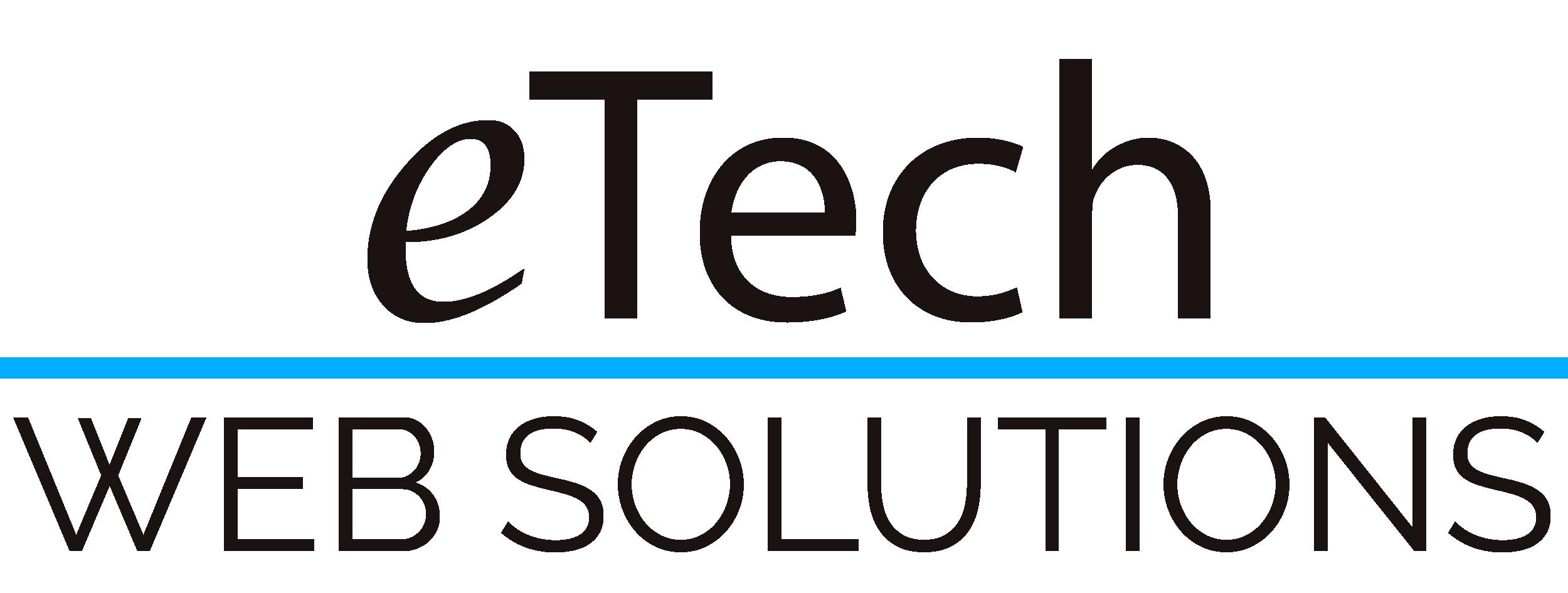 eTech Web Solutions