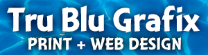 Tru Blu Grafix Web Design Services