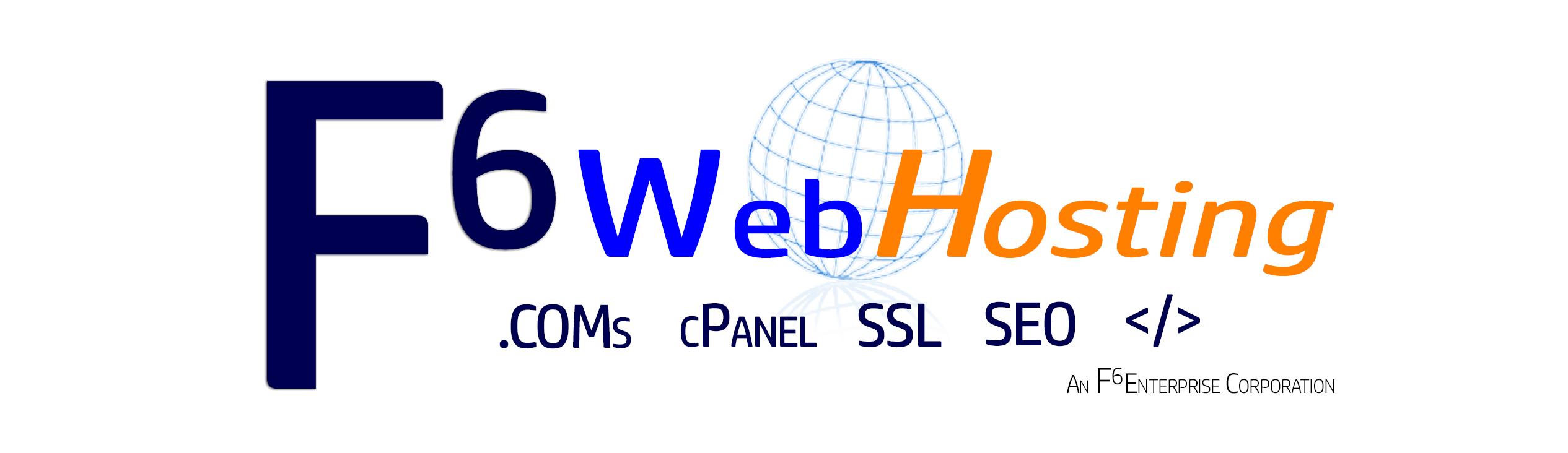 F6 WebHosting