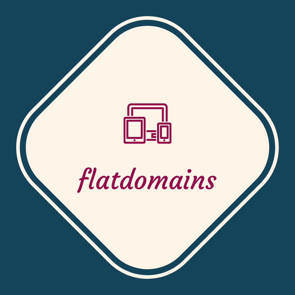 flatdomains