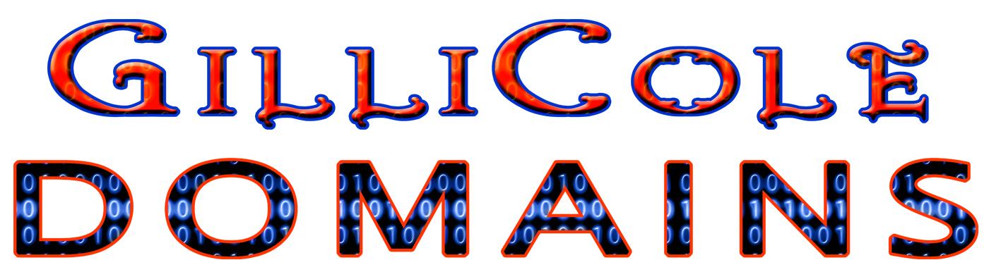 GilliCole Domains