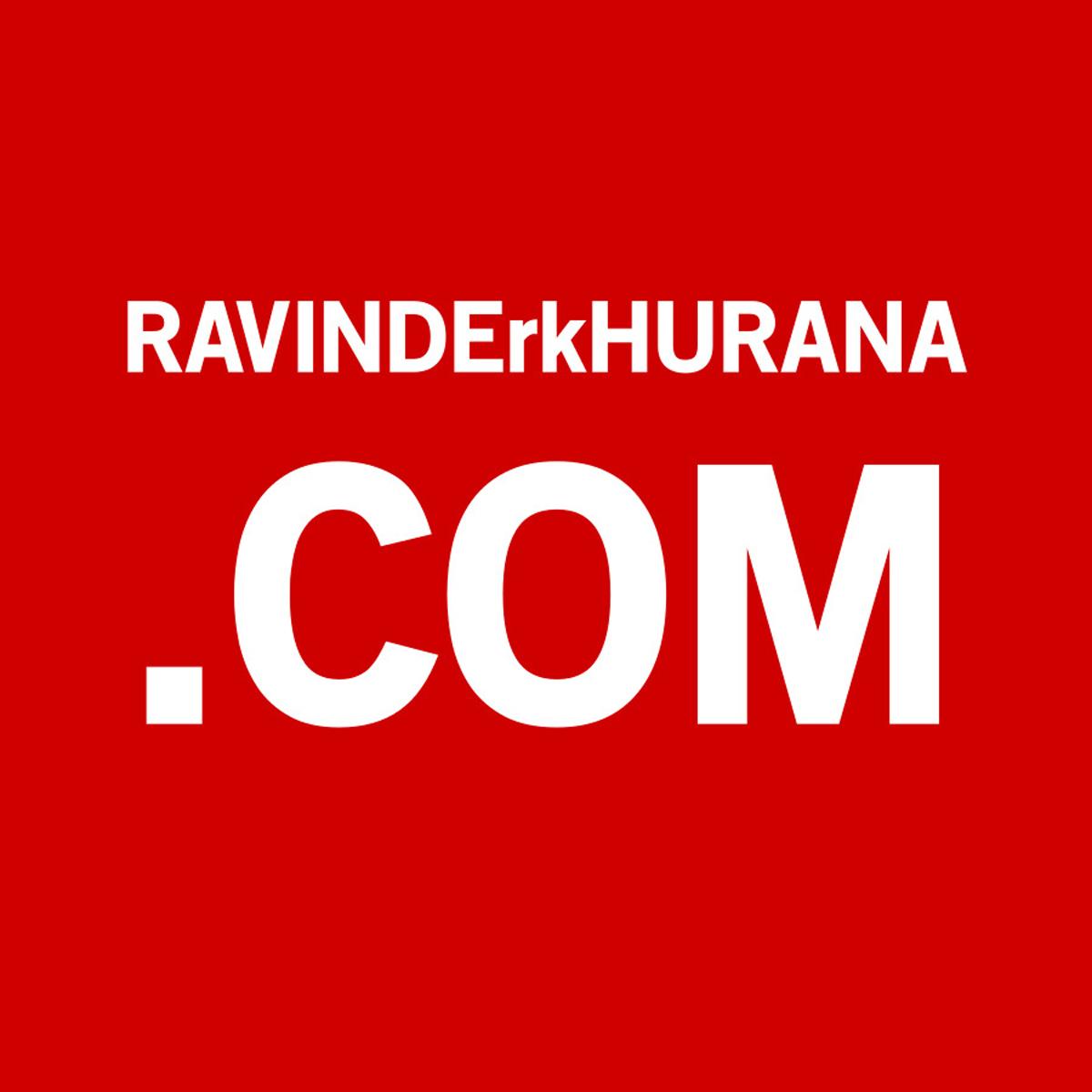 RAVINDErkHURANA.COM