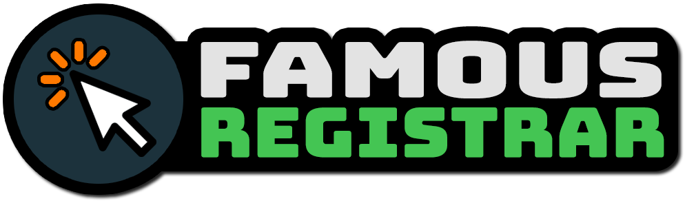 Famous Registrar