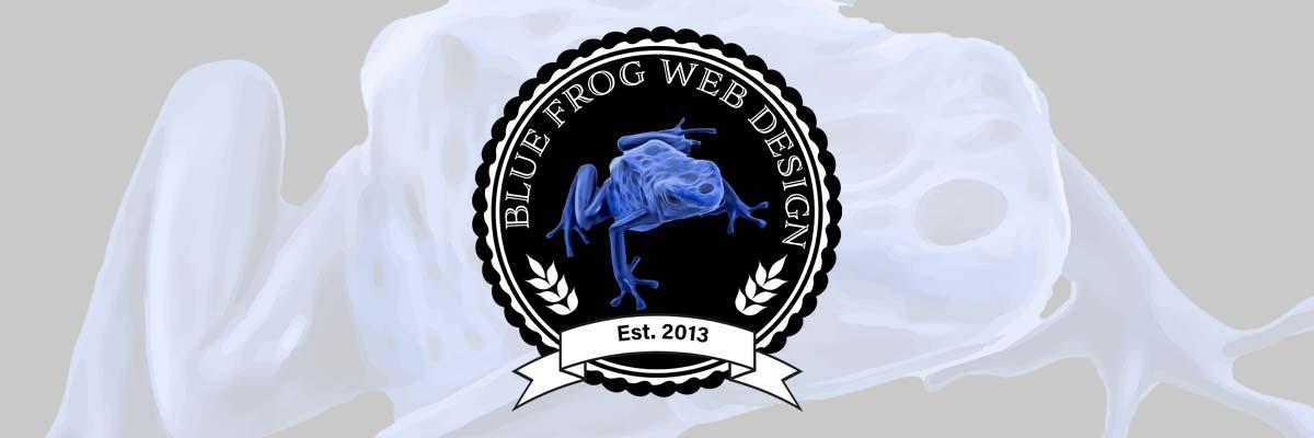 Blue Frog Web Design