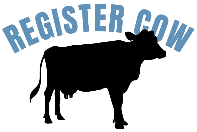 Register Cow