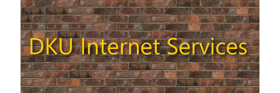 DKU Internet Services