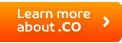 .co Domain Registration - Bonphire