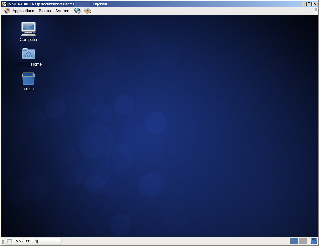 Set up a Linux desktop with GNOME and VNC | VPS & Dedicated