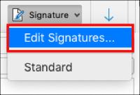 Click Signatures