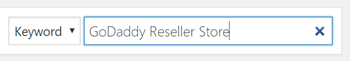 Search for Reseller Store