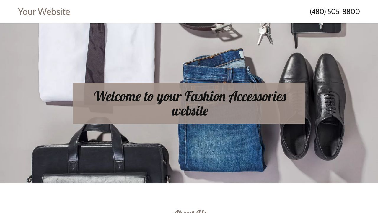 Browse the fashion accessories store and discover scarves, gloves, belts and more. We use JavaScript to create the most functional website possible for our customers. JavaScript enables you to fully navigate and make a purchase on our site.