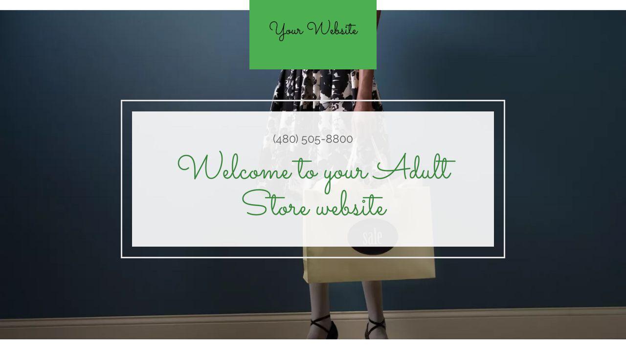 adult store website templates godaddy. Black Bedroom Furniture Sets. Home Design Ideas