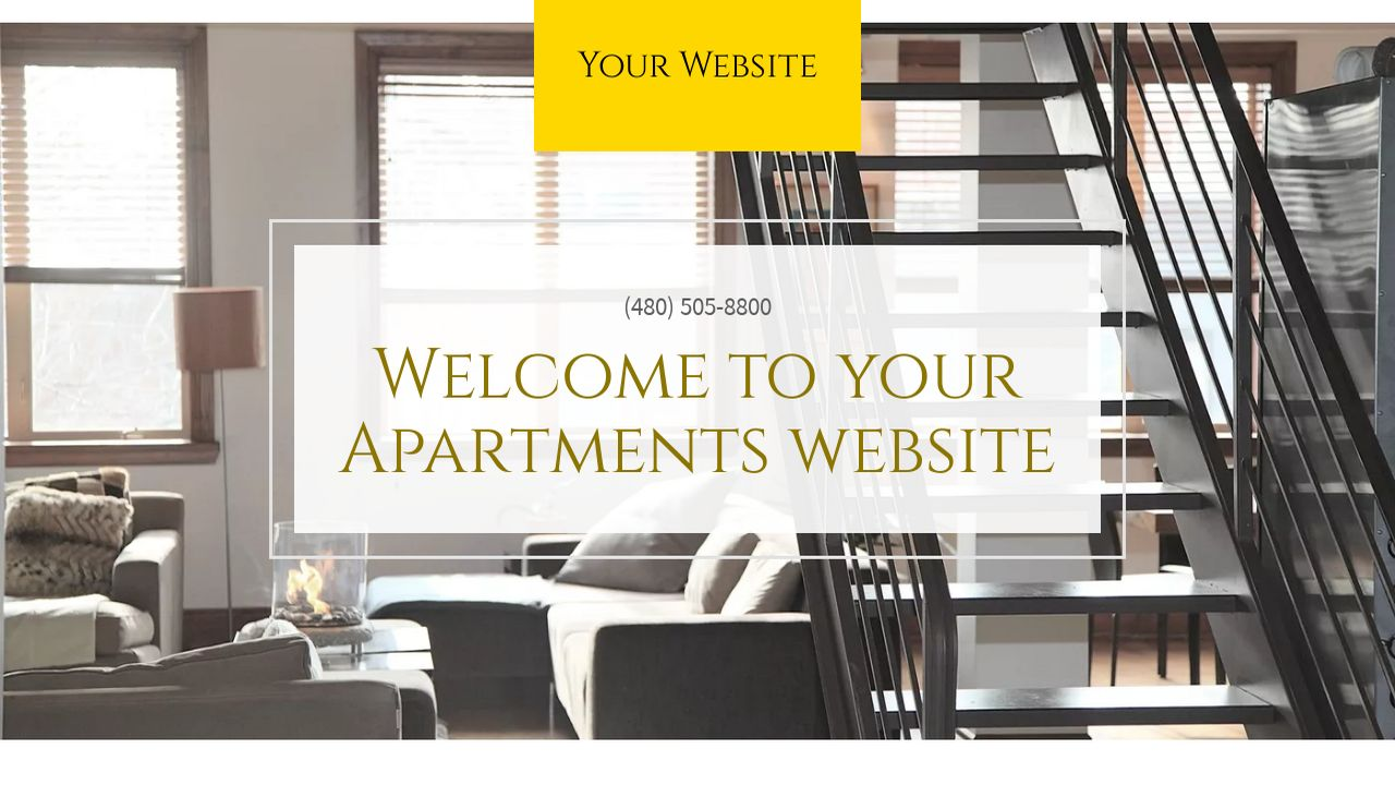Apartments Website: Example 15